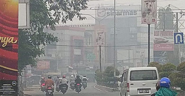 Polusi Karhutla Kian Memburuk Pemkot Pontianak Perpanjang
