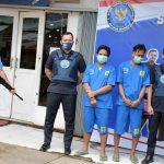 BNNK Kubu Raya Musnahkan Barang Bukti Narkoba Lintas Provinsi