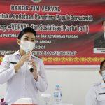 Workshop e-Verval dan Sosialisasi Kartu Tani, Bupati Landak: Jangan Main-main Dengan Pupuk Subsidi