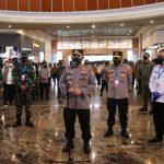 Kunker Panglima TNI dan Kapolri di Provinsi Kalbar