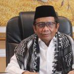 Ada Ajakan Aksi Jokowi End Game, Mahfud MD Minta Masyarakat Tetap Tenang