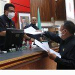 Pandangan Umum Legislatif Terhadap Gubernur Kalbar Soal Raperda PJKH dan Pencegahan Karhutla