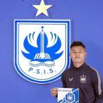 PSIS Resmi Rekrut Reza Irfana dari Bali United