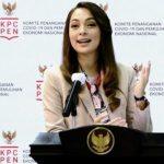 Reisa Bangga Indonesia Masuk 10 Besar Negara dengan Vaksinasi Terbanyak