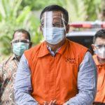 Diperiksa KPK, Edhy Prabowo Dikonfirmasi Soal Aliran Uang dari Eksportir