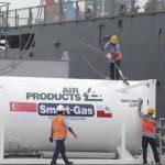 Singapura Kirim Iso Tank dan Liquid Oxygen untuk Indonesia