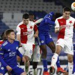 Slavia Praha Singkirkan Leicester City dari Liga Eropa