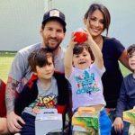 Lionel Messi Bagikan Skill Olah Bola Sang Anak, Netizen Kagum