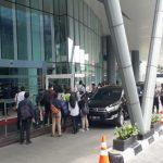 Novel Pimpin Penggeledahan, 11 Mobil Penyidik KPK Datangi Kantor KKP