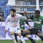 Taklukkan Sassuolo, AC Milan Masih Bertengger di Puncak Seri A