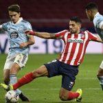 Atletico Madrid vs Celta Vigo Bermain Imbang, Skor Akhir 2-2