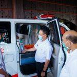 Pemkot Serahkan Bantuan CSR PT Telkom untuk Yayasan Hidayatullah