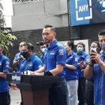 Usai KLB Ditolak, AHY: Ketum Demokrat yang Sah Agus Harimurti Yudhoyono!