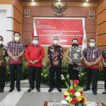LHP LKPD Kabupaten Landak TA 2020 Raih WTP dari BPK RI