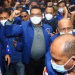 Andi Arief Sindir Kubu Moeldoko: Tragis, KLB Deli Serdang Gagal Daftar!