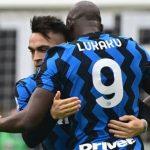 Super Big Match Inter Milan vs AC Milan, Skor 3-0