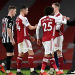 Arsenal Bungkam Newcastle 3-0