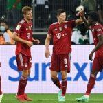 Gladbach Vs Bayern Imbang di Laga Pembuka Bundesliga Musim 2021/22
