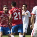 Kekalahan Valencia Vs Granada diwarnai Tiga Kartu Merah