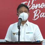 Menkes Budi Gunadi Klaim Vaksinasi Covid-19 di Jakarta dan Bali Setara Negara Maju