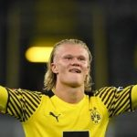 Gol Larut Erling Haaland Bawa Dortmund Menang Dramatis atas Hoffenheim