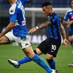 Napoli Vs Inter, Skor Akhir Imbang 1-1