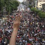 Kantor HAM PBB : 18 Demonstran Tewas Dalam Aksi Protes Kudeta Militer Myanmar
