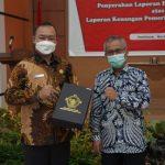 LHP LKPD Kabupaten Ketapang TA 2020 Raih Opini WTP