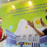Produsen Terigu Pertama Indonesia yang Pakai Sumber Energi Terbarukan