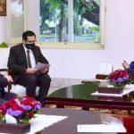 Bertemu Wakil Uni Eropa, Jokowi Sampaikan Komitmen Indonesia Atasi Perubahan Iklim
