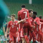 Liga Jerman: Werder Bremen Dihajar Bayern Munich 1-3