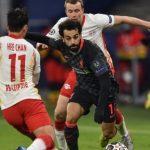 Liverpool Menang 2-0 di Kandang Leipzig