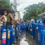 Tak Cuma Indonesia, Oksigen Juga Langka di Myanmar