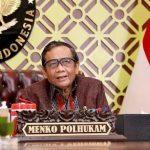 Mahfud MD Sanggah Indeks Demokrasi Turun Akibat Pemerintah Represif
