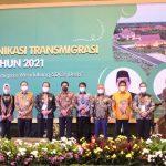 Forkasi Bahas Revitalisasi Transmigrasi Dukung SDGs Desa