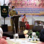 Sekda Kalbar Motivasi Pengurus Dharma Wanita Persatuan
