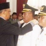 Sutarmidji Lantik Citra Duani dan Effendi Ahmad sebagai Bupati dan Wakil Bupati Kayong Utara
