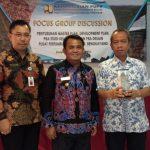 FGD Kementerian PUPR dan Kemenko bahas  Master Plan KPPN di Bengkayang