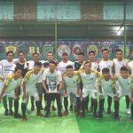 Exhibition Futsal momentum pembinaan Olahraga Ketapang