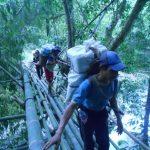 Warga perbatasan Bengkayang butuh infrastruktur jalan dan jembatan