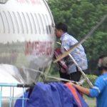 Kadis PUPR Ketapang diterbangkan ke Mapolda Kalbar