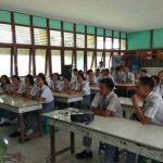 KPU Bengkayang edukasi pemilih pemula di sekolah