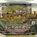 Pemkab KKR Apresiasi Pentingnya Restorasi Lahan Gambut