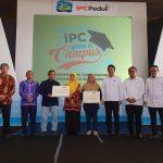 IPC mengajar beberkan kemajuan sektor kepelabuhan Indonesia