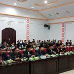 Hadi Mulyono Upas Resmi Pimpin DPRD Ketapang