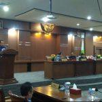 Rapat Paripurna DPRD Bengkayang Sahkan 9 Perda