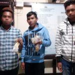 3 Remaja Ngelem di Kuburan Ditindak Tipiring