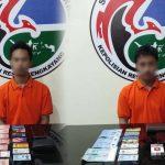 Terlibat Narkotika di Perbatasan, Dua WNA Malaysia ini Ditangkap Polisi