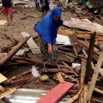 Ini Data Korban Tsunami Posko PMI Pandeglan Banten