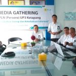 Media Gathering PT. PLN Bersama Jurnalis Ketapang